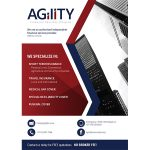 Agility Financial Services Flyer Design